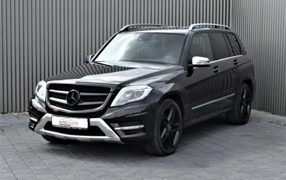 Mercedes GLK350 CDI - 265 hk 4MATIC G-TRONICOm Virksomheden: