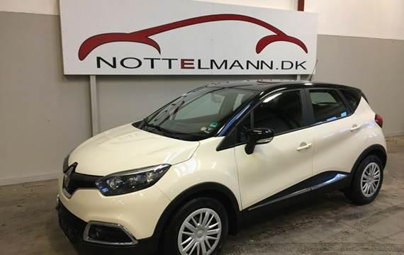 Renault Captur 1,5 dCi 90 Expression EDC