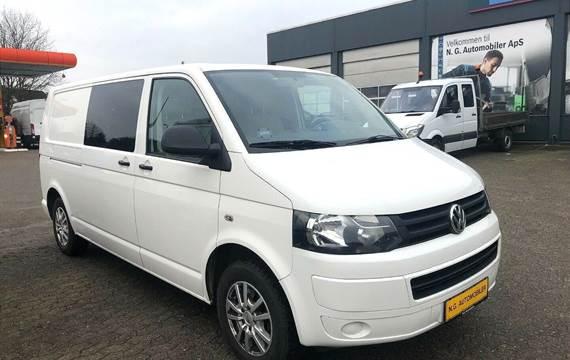 VW Transporter 2,0 TDi 114 Kassev. lang BMT