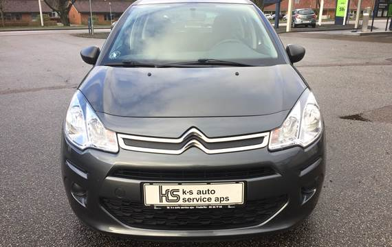 Citroën C3 1,0 Attraction 1,0. 68 HK