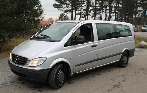 Mercedes Vito 115 2,2 CDI 150HK