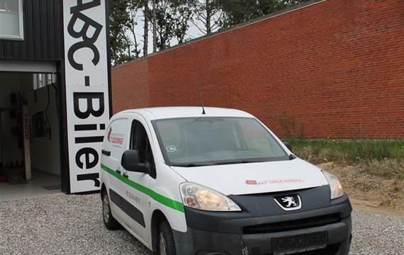 Peugeot Partner 1,6 L1 1,6 HDI FAP 90HK Van