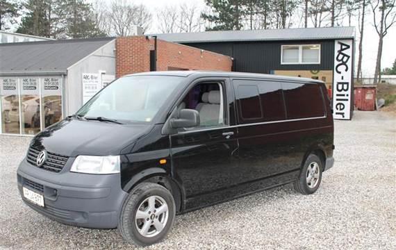 VW Caravelle 2,5 Lang 2,5 TDI m/Airb m/ABS 130HK Aut.