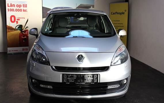 Renault Grand Scénic 1,6 III dCi 130 Dynamique 7prs