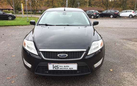Ford Mondeo 2,0 TDCI ST Car