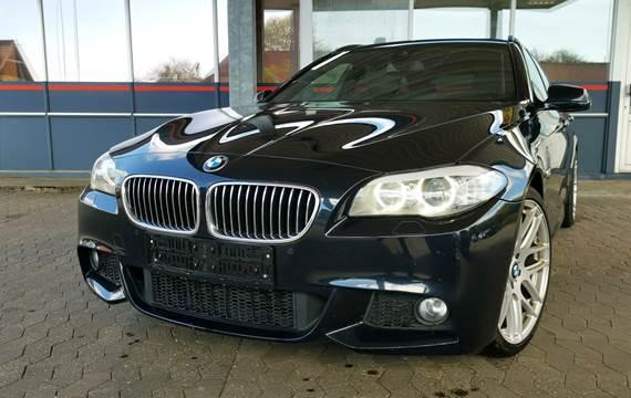 BMW 530d 3,0 Touring M-Sport xDrive aut. 5d