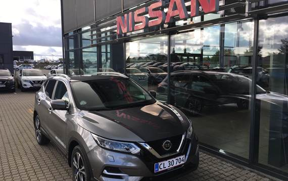 Nissan Qashqai 1,5 DCi Tekna NNC Display 115HK 5d 6g