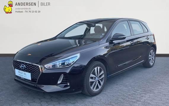 Hyundai i30 1,0 T-GDI Premium 120HK 5d 6g