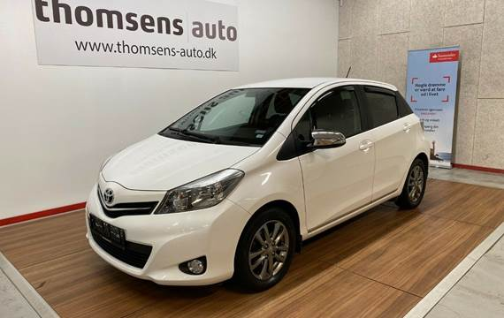 Toyota Yaris 1,0 VVT-i T2 Touch