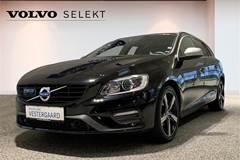 Volvo V60 2,0 D3 R-design  Stc 6g Aut.