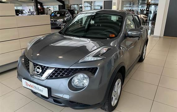 Nissan Juke 1,6 Visia 4x2  5d