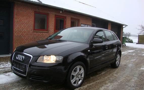 Audi A3 1,6 Ambition SB