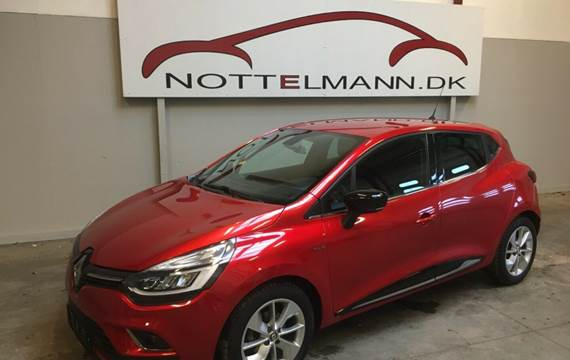 Renault Clio IV 0,9 TCe 90 Limited