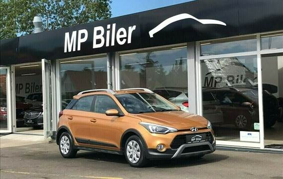 Hyundai i20 Active Cross 1,0 T-GDi Trend