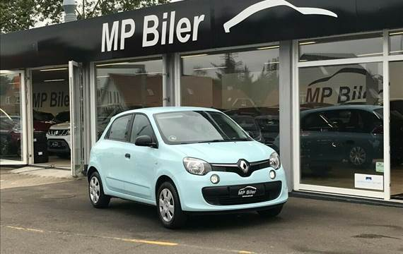 Renault Twingo 1,0 SCe 70 Authentique