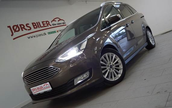 Ford Grand C-Max 2,0 TDCi 150 Titanium