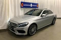 Mercedes C220 2,2 BlueTEC AMG Line aut.