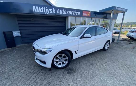 BMW 320d 2,0 EfficientDyn. 184HK 6g