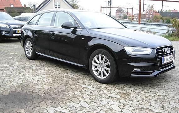 Audi A4 1,8TFSi 120 S-line Avant