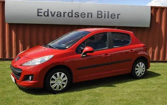 Peugeot 207 1,6 HDI XR Plus 90HK 5d