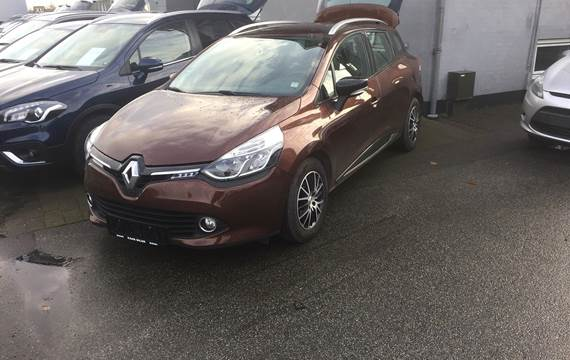 Renault Clio 1,5 DCI Authentique 75HK 5d