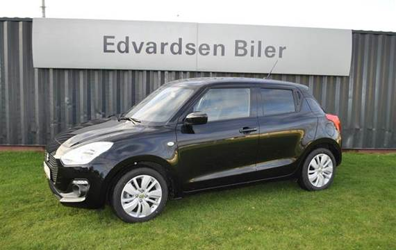 Suzuki Swift 1,2 Dualjet Action AEB mild-hybrid 90HK 5d