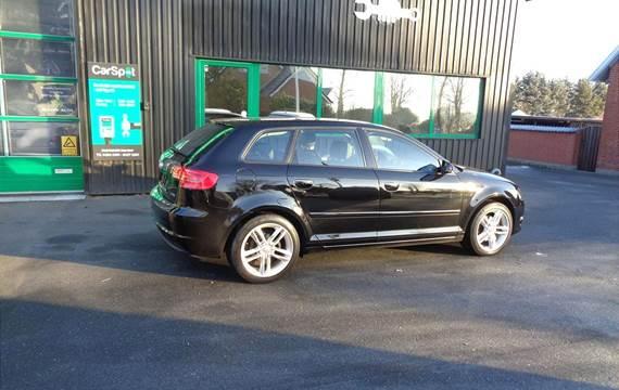 Audi A3 1,4 TFSI 125HK 5d