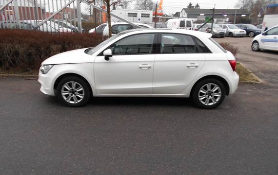 Audi A1 Sportback 1,4 TFSI Attraction 122HK 5d 6g