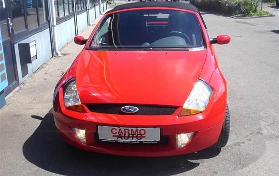 Ford Ka 1,6 StreetKa 1,6 1 95HK Cabr.