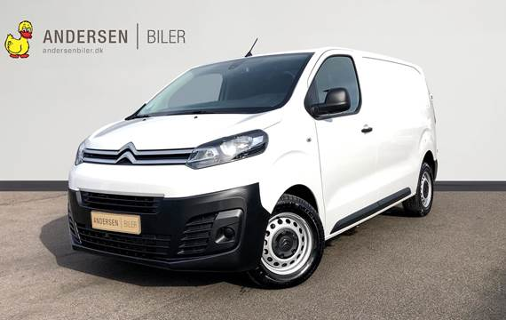 Citroën Jumpy 2,0 L2 2,0 Blue HDi Fleetline EAT8 122HK Van 8g Aut.