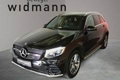 Mercedes GLC350 d d 4M *AMG*Burmester*Comand*Pano*LED*SHZ*