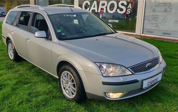 Ford Mondeo 1,8 125HK 5d