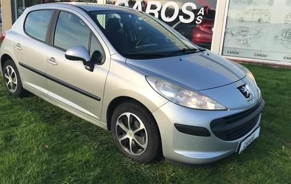 Peugeot 207 1,6 HDI Comfort Plus 90HK 5d
