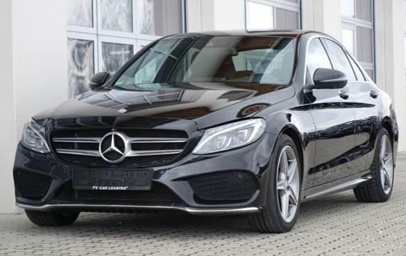 Mercedes C250 d - 204 hk G-TRONICOm Virksomheden: