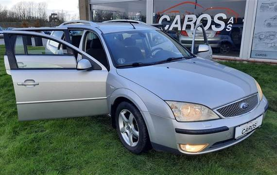 Ford Mondeo 1,8 Ambiente 110HK Stc