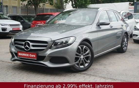 Mercedes C220 d C220d - 170 hk 7G-TRONICOm Virksomheden: