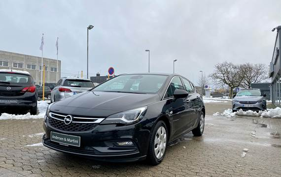 Opel Astra Turbo Innovation 150HK 5d 6g