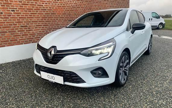 Renault Clio E-TECH Intens 140HK 5d Aut.