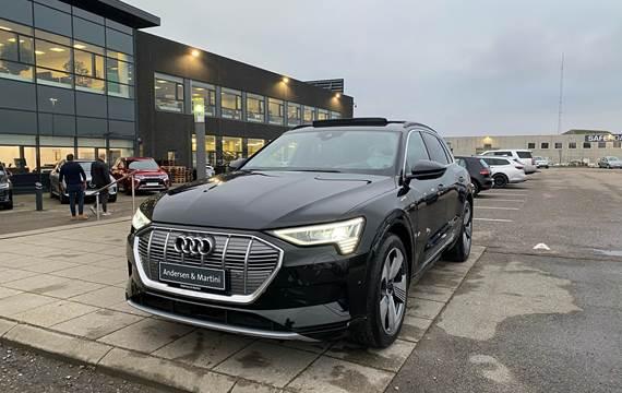 Audi e-tron Audi E-tron el EL Advanced Quattro 408HK 5d Aut.