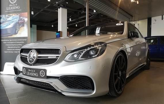 Mercedes E500 AMG - 400 hkOm Virksomheden: