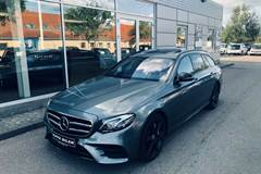 Mercedes E350 d 3,0 AMG Line stc. aut.