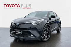 Toyota C-HR 1,8 B/EL C-HIC Sound Multidrive S  5d Aut.