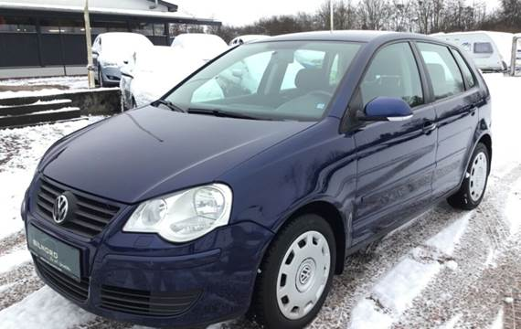 VW Polo 1,6 Trendline