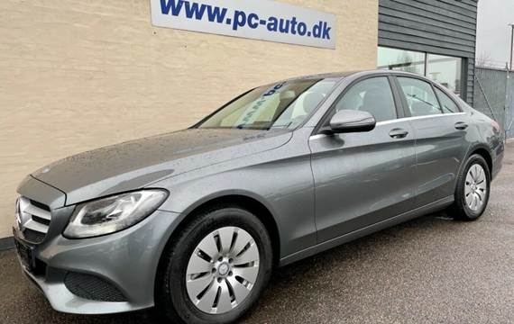 Mercedes C200 d 2,2 Business aut.