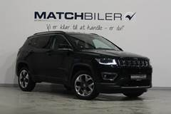 Jeep Compass 2,0 M-Jet 170 Limited aut. AWD