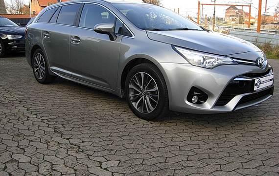 Toyota Avensis VVT-i T2 Premium TS, st.car