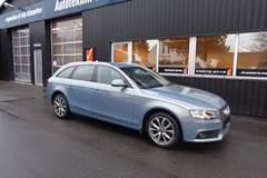 Audi A4 2,0 Avant 2,0 TDI DPF 143HK Stc 6g