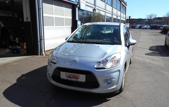 Citroën C3 1,4 HDI Attraction 70HK 5d