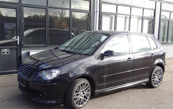 VW Polo 1,4 16V Trendline 75HK 5d