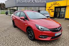 Opel Astra Sports Tourer 1,5 Turbo EuroLine 122HK Stc 6g